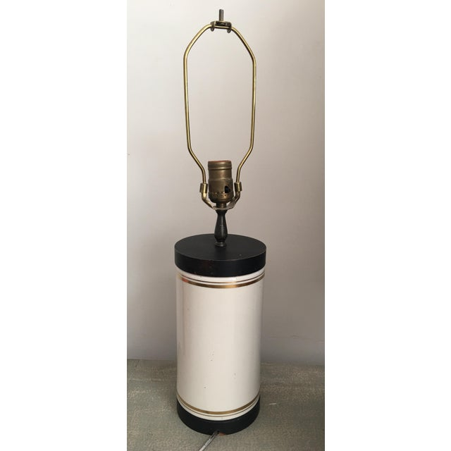 Frank Vosmanski for Abercrombie and Fitch Mid Century Dog Lamp For Sale - Image 9 of 13