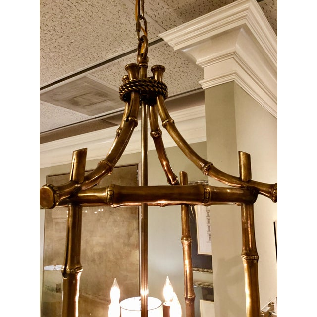 Asian Currey & Co. Bansari Lantern For Sale - Image 3 of 5