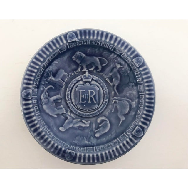 Wade England Queen Elizabeth II Commemorative Coronation Dish For Sale In Wichita - Image 6 of 6