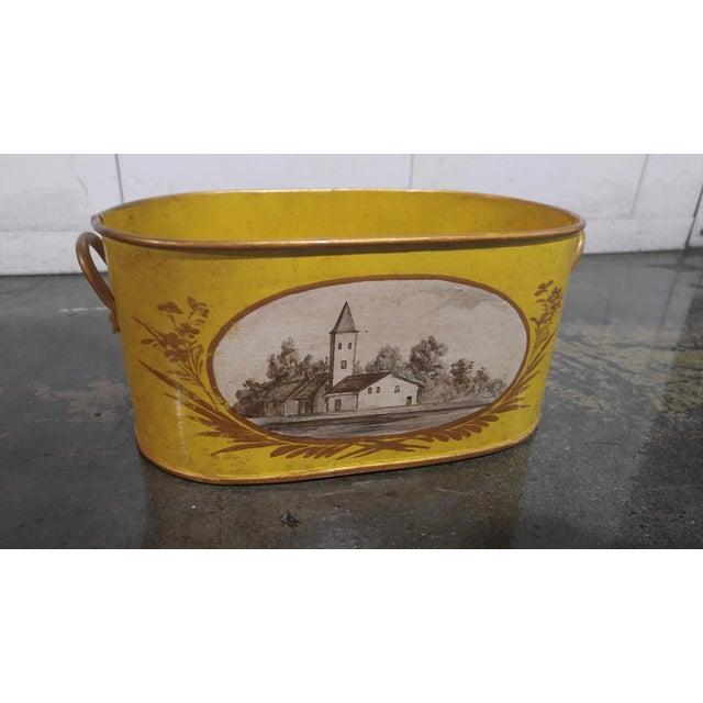 Vintage Cachepot by Phillis Lapham Design C 1998 For Sale - Image 9 of 9