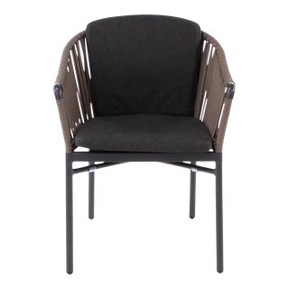 Clavo Gray Dining Chair For Sale