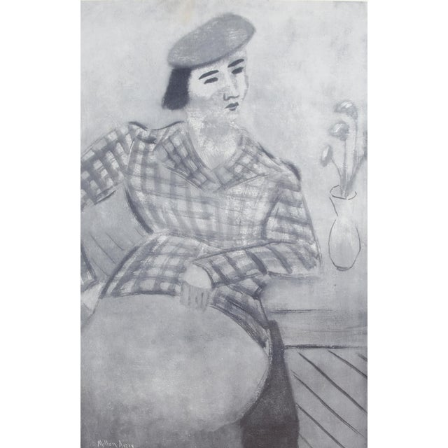 """1960s 1962 """"Milton Avery: Paintings 1930-1960"""" Coffee Table Book For Sale - Image 5 of 6"""