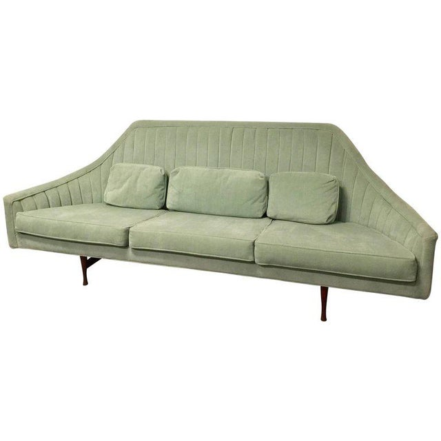 Paul McCobb Symmetric Group Sofa For Sale In New York - Image 6 of 6