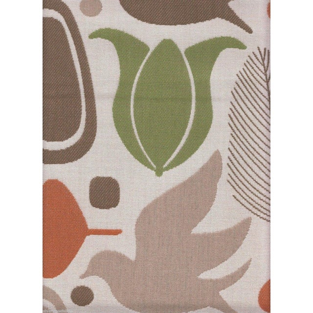 Beautiful brand new indoor/outdoor fabric with a bright Scandinavian motif! Beacon Hill Upholstery Fabric— Pattern:...