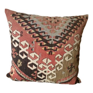 Antique Kilim Pillow For Sale