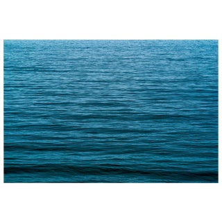 Deep Blue Ocean Photograph For Sale