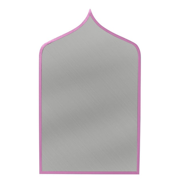 Contemporary Stray Dog Designs for Chairish Marrakesh Mirror, Violet For Sale - Image 3 of 3