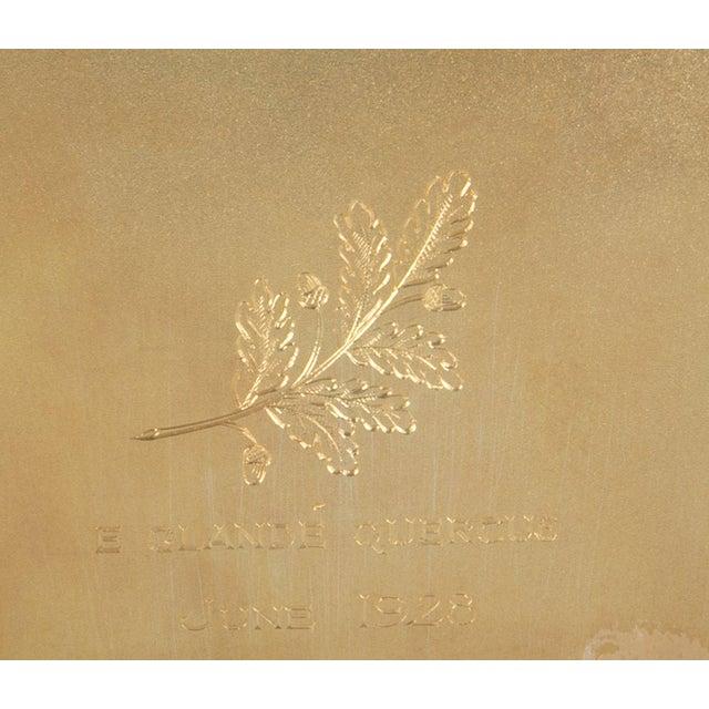 Silver Cigarette Box For Sale - Image 9 of 13