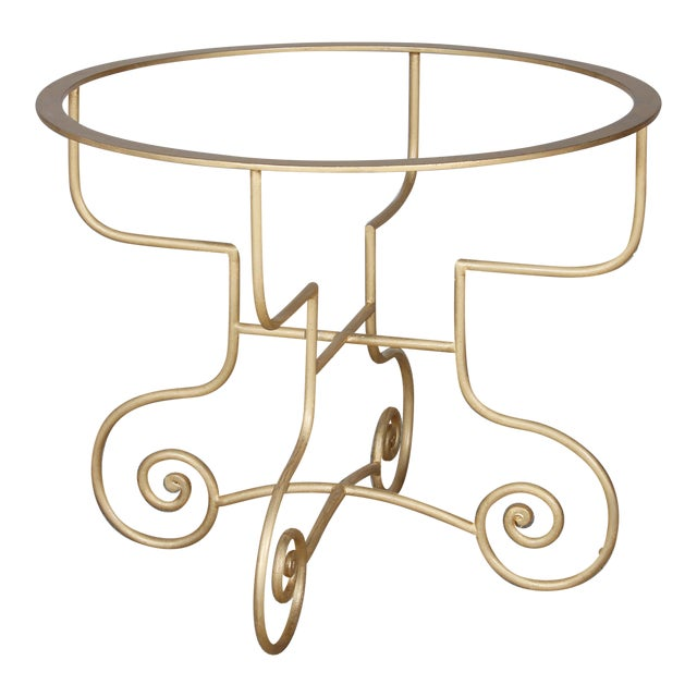 Metal Dining Table Base - Image 1 of 5
