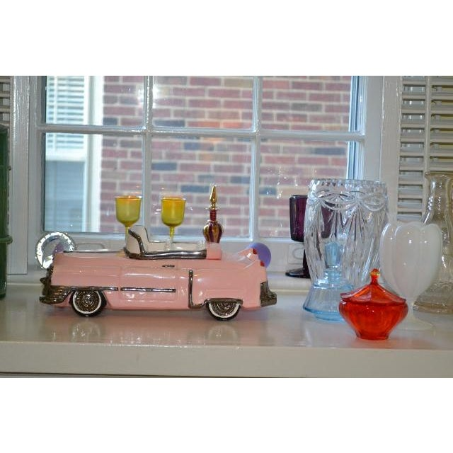 Pink Cadillac Cookie Jar For Sale - Image 9 of 10