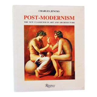 """Post-Modernism, Art and Architecture"", 1987"