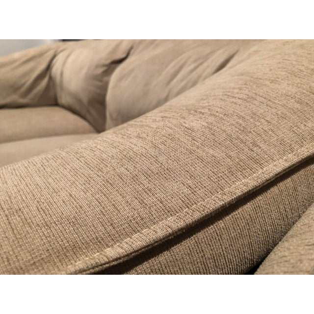 Vintage Danish Niels Eilersen Sofa -A Pair For Sale - Image 11 of 11