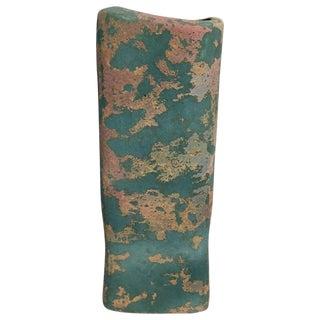Fratelli Fanciullaci Tall Vase/Umbrella Stand For Sale