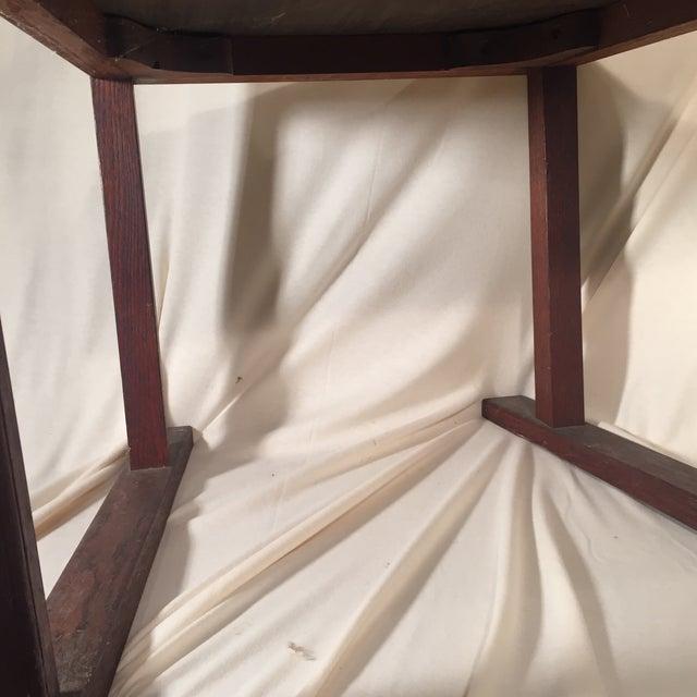 Modernist Oak Armchair - Image 6 of 6