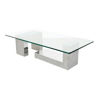 Paul Evans Cityscape Coffee Table