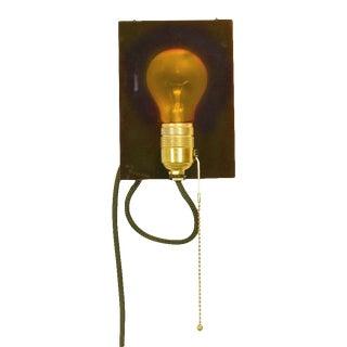 Ingo Maurer 'Holonzki Hologram' Wall Lamp For Sale