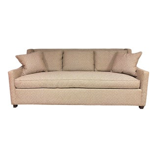 Transitional Hickory Chair Graydon Sofa For Sale