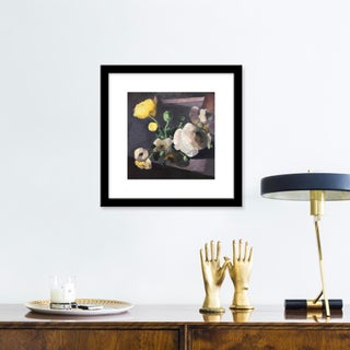 """Small """"Ranunculus"""" Print by Caitlin Winner, 15"""" X 15"""" Preview"""