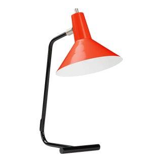 J.J.M. Hoogervorst Red Model #1504 Table Light for Anvia For Sale