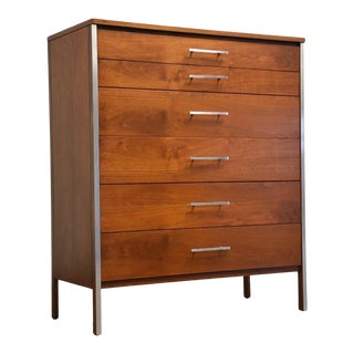 Paul McCobb for Calvin Tall Dresser For Sale