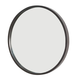 Mid-Century Modern Sarreid Ltd. Metal Mirror For Sale