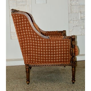 1970s Vintage European Revival Slope Lounge Chair Preview