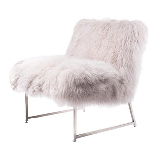 Modern Lucey Lounger Chair For Sale