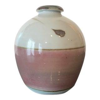 1970s Studio Pottery Vase