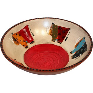 African Tribal Bowl For Sale