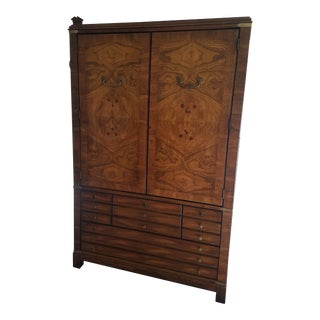 Lane Altavista Highboy Armoire For Sale
