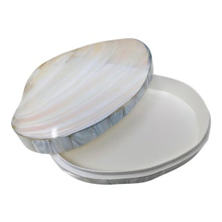 Abalone Shell Box For Sale