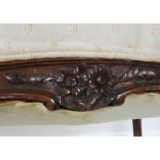 19th Century Victorian French Settee Preview