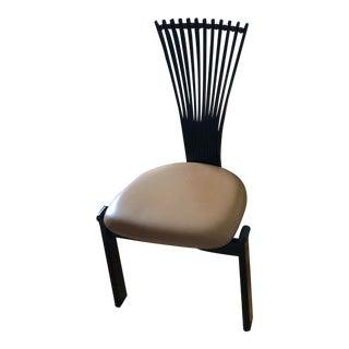 1980s Vintage Torstein Nilsen Totem for Westnofa Dining Chairs- Set of 6 For Sale