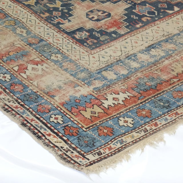 "Leon Banilivi Antique Shirvan Rug - 5'2"" X 3'9"" - Image 3 of 5"
