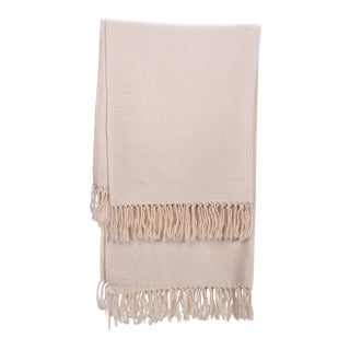Earth Organic Cotton Throw Size Small For Sale