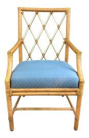 Image of Chinoiserie Corner Chairs
