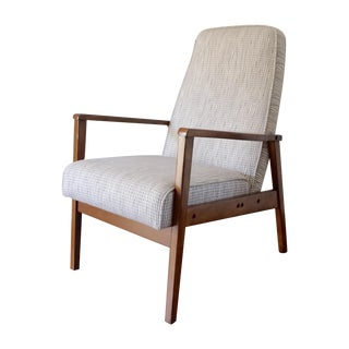 Danish Modern Mid Century Lounge Chair