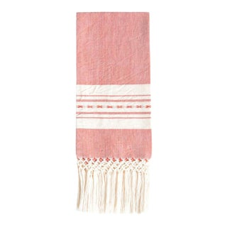Coral Madre Hand Towel For Sale