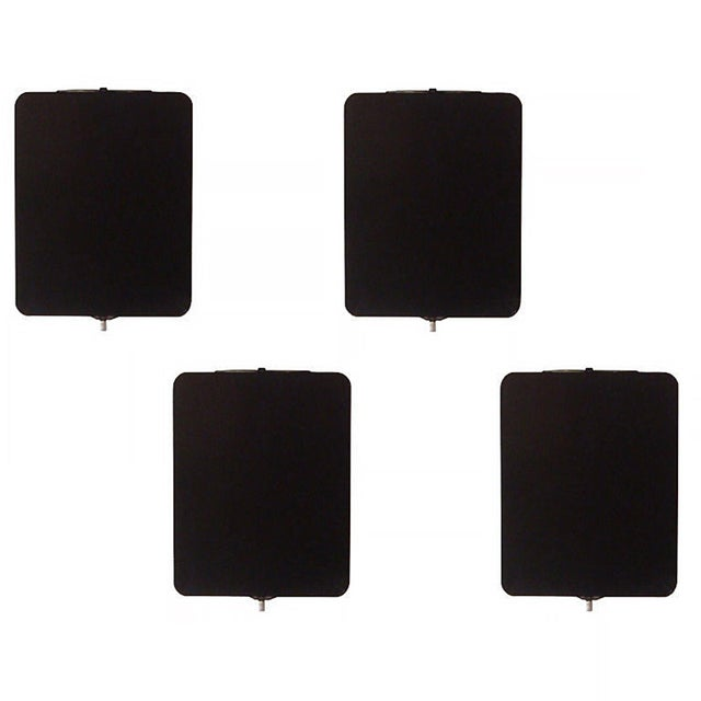 "1960s Black Charlotte Perriand ""Cp1"" Wall Lights For Sale - Image 11 of 11"