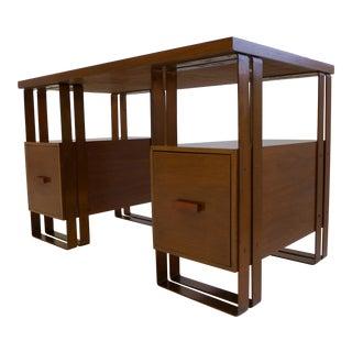 Rare Machine Age Donald Deskey Desk For Sale