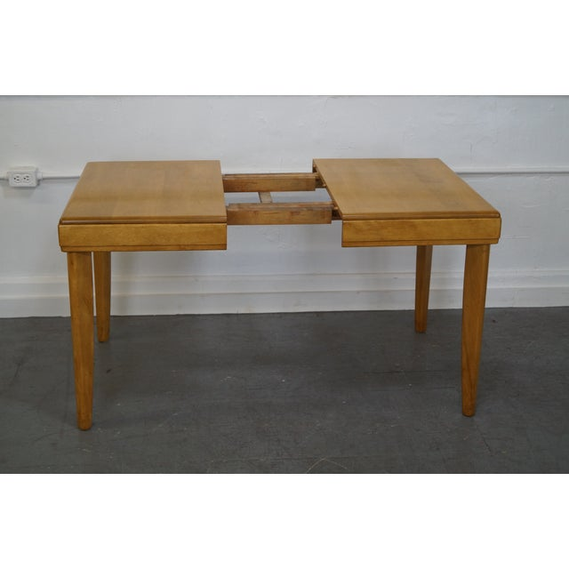 Heywood Wakefield Kitchen Dining Table - Image 4 of 6