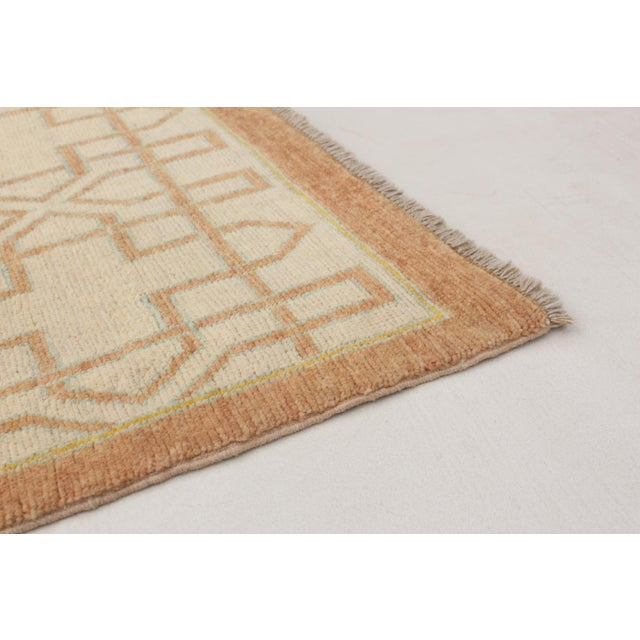 """Traditional Classic Hand-Knotted Rug, 8'6"""" X 11'1"""" For Sale - Image 3 of 6"""