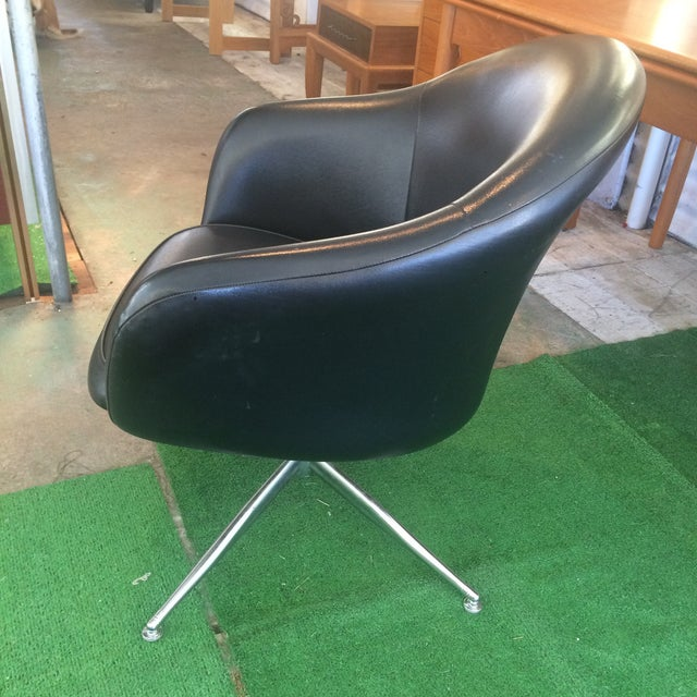 1960s Vintage Baumritter Accent Chair For Sale - Image 5 of 11