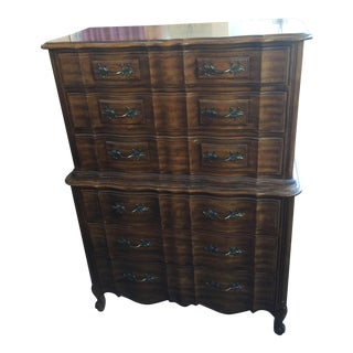 Thomasville French Provincial Dresser Chest