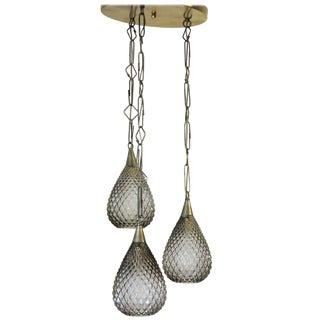 Flushed Drop Pendants by Fabio Ltd For Sale
