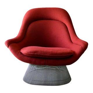 Warren Platner Model 1705 'Easy Chair' for Knoll, Circa 1970 For Sale