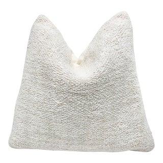 Turkish Natural Fiber Kilim Pillow For Sale