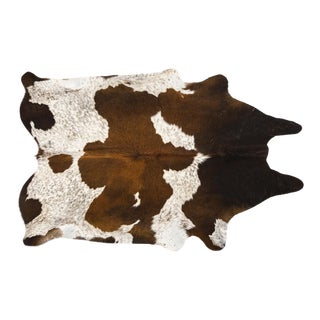 Genuine Brazilian Cowhide, Spotted