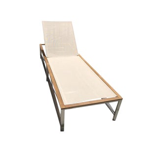Kingsley Bate Ibiza Outdoor Chaise For Sale