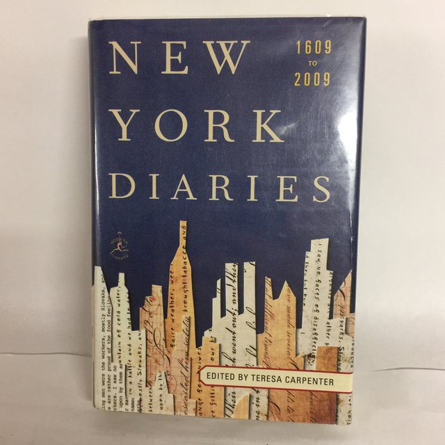 """New York Diaries"" 1609 to 2009 Book - Image 7 of 7"